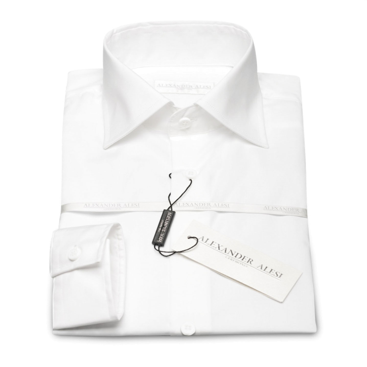 overhemd-wit-aa-white-stretch-71-shirt-019000279